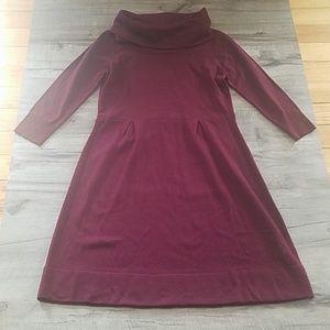 AB Studio sweater dress
